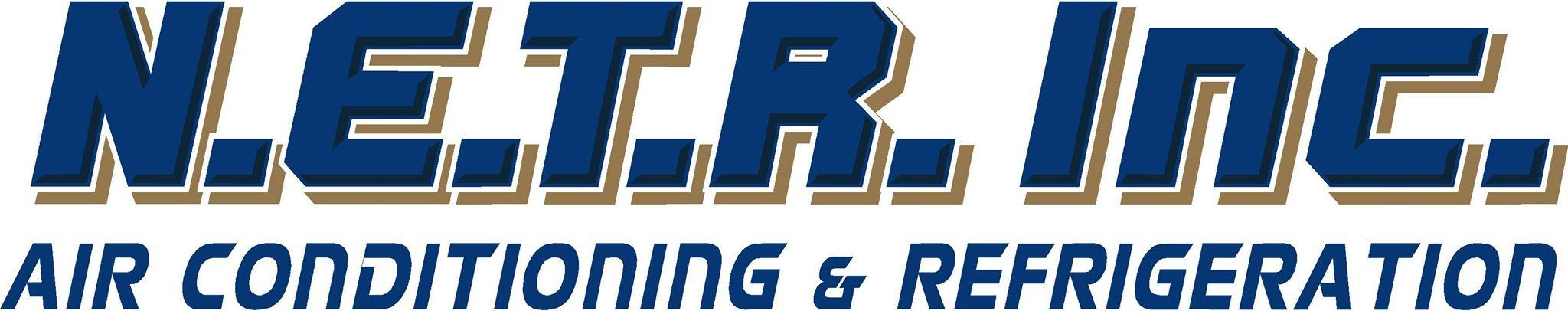 N.E.T.R. Inc Heating and Cooling Logo
