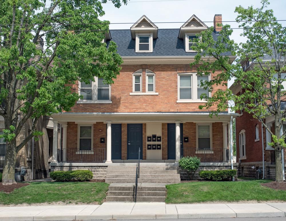 multi family housing unit