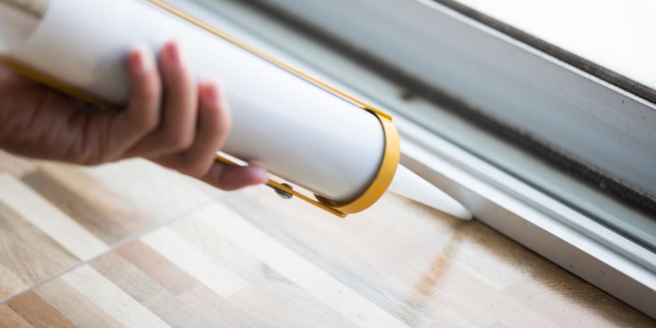 air sealing windows